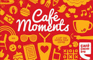 Cafe Coffee Day E-Gift Voucher